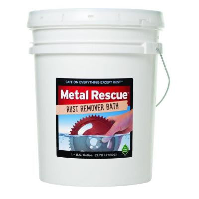 5-gal. Metal Rescue Rust Remover Bath