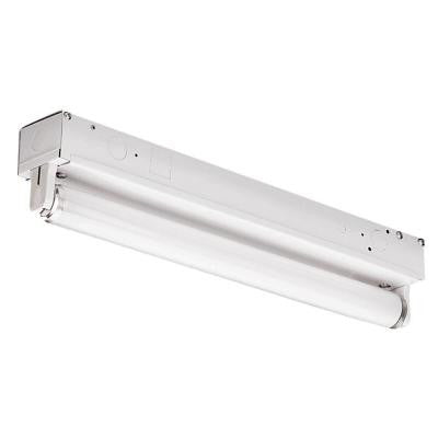 1-Light Fluorescent Utility Lighting