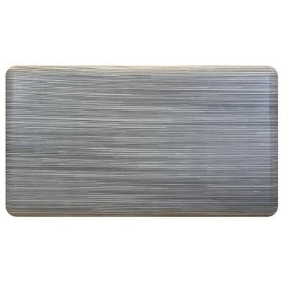 20 in. x 36 in. Stainless Steel Comfort Mat