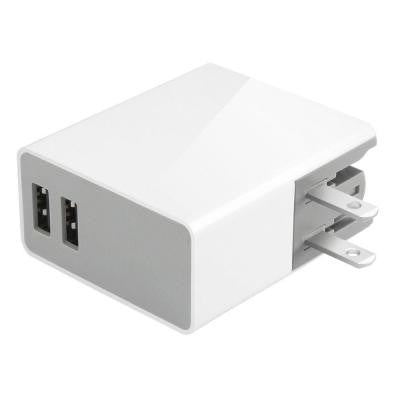 24-Watt with Two 2.4 Amp USB Port Home Charger