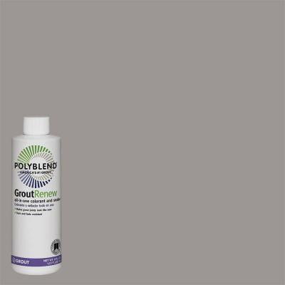 Polyblend #145 Light Smoke 8 fl. oz. Grout Renew Colorant