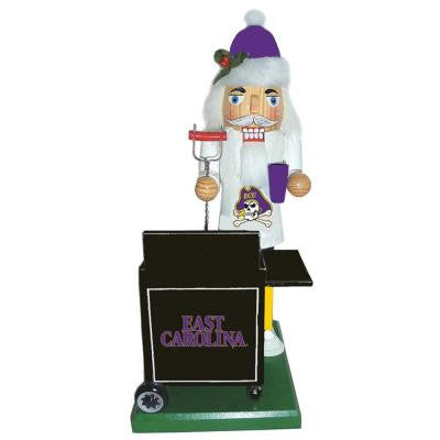 12 in. East Carolina Tailgating Nutcracker