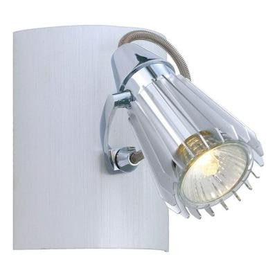 Calvi 1-Light Chrome Track Light