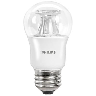 40W Equivalent Soft White A15 Fan Dimmable with Warm Glow Light Effect LED Light Bulb (E)