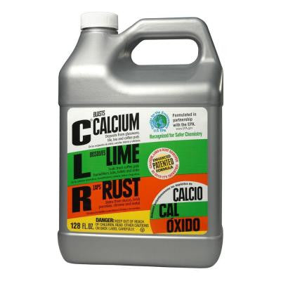 1 Gal. Calcium, Lime and Rust Remover