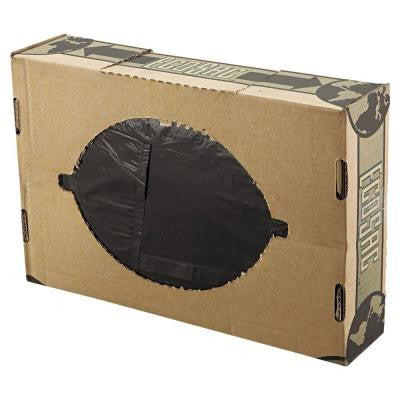 55 gal. Linear Low-Density Black Ecosac (100/Case)