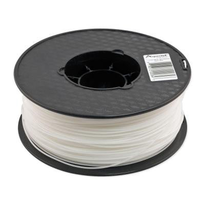 3D Printer Premium White ABS Filament