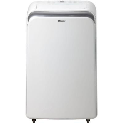 14,000 BTU 115V Portable Air Conditioner with Direct Drain Feature