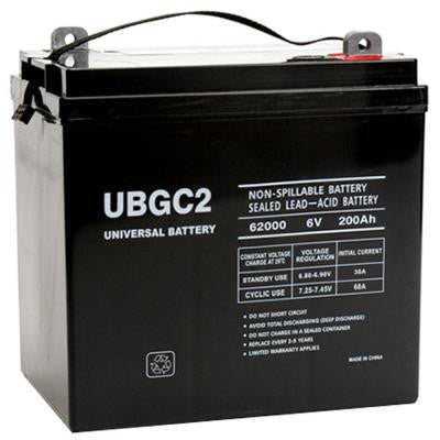 SLA 6-Volt L5 Post Terminal Battery