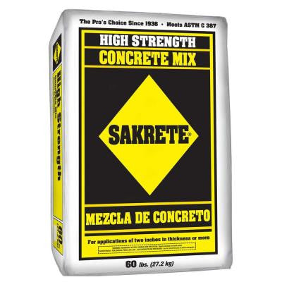 60 lb. Gray Concrete Mix