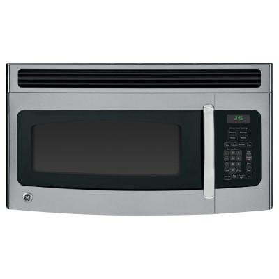 1.5 cu. ft. Over the Range Microwave with Recirculating Venting in Stainless Steel