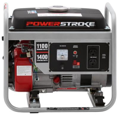 1,100-Watt Gasoline Powered Portable Generator