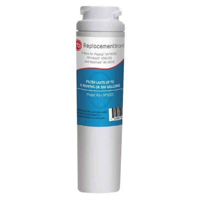 Maytag UKF8001 and EDR4RXD1 Comparable Refrigerator Water Filter by Replacement Brand