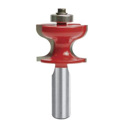 1/2 in. Carbide Window Stool Router Bit