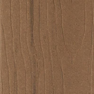 Vantage 1 in. x 5-3/8 in. x 16 ft. Tigerwood Grooved Edge Composite Decking Board (10-Pack)