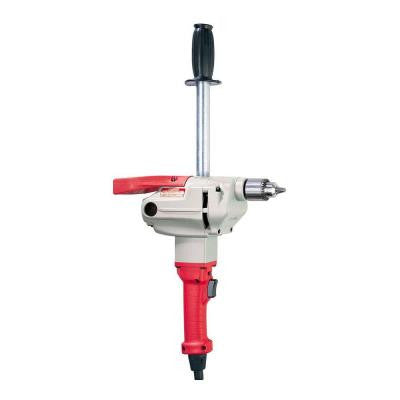 1/2 in. 115-450 RPM Long Handle Compact Drill