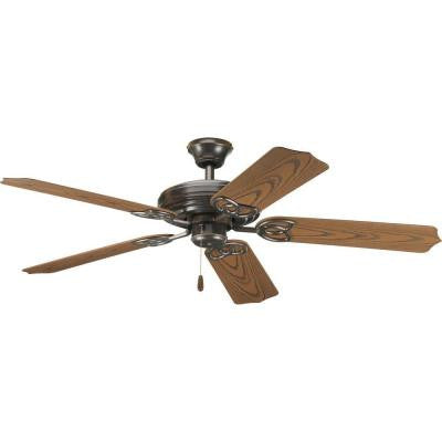 AirPro 52 in. Antique Bronze Indoor/Outdoor Ceiling Fan