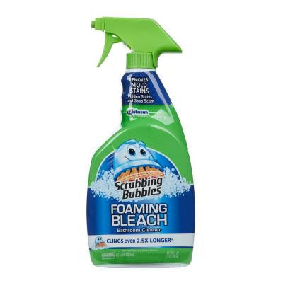 32 oz. Foaming Bathroom Cleaner with Bleach