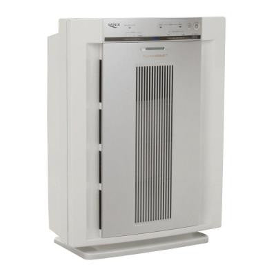 Washable True-HEPA Air Cleaner with PlasmaWave Technology