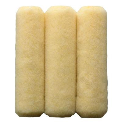 9 in. x 3/8 in. Polyester Roller Covers (3-Pack)