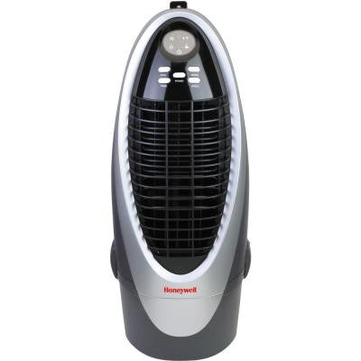 300 CFM 4-Speed Indoor Portable Evaporative Cooler for 175 sq. ft.