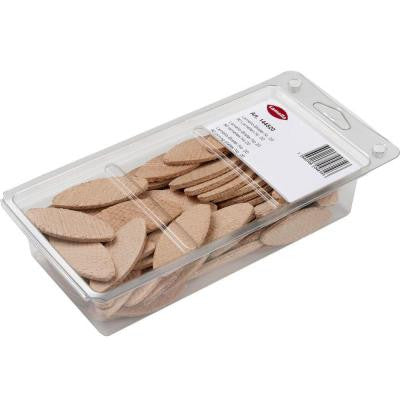 #0 Beech Wood Biscuits (80 per Box)
