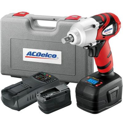 18-Volt 1/2 in. Impact Wrench with Digital Clutch