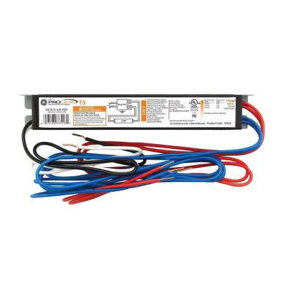 2 ft. and 3 ft. 1-Lamp T5 120-Volt Residential Electronic Ballast for 14/21-Watt