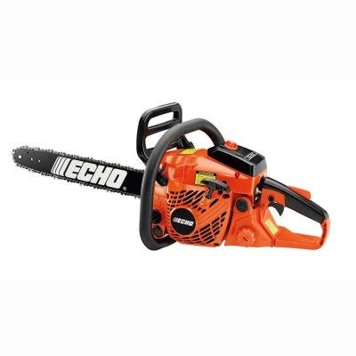 18 in. 40.2 cc Gas Chain Saw with Fast Tension System