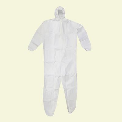 XXL Heavy Duty Coverall With Hood