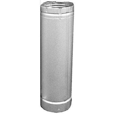 3 in. x 18 in. B-Vent Round Pipe