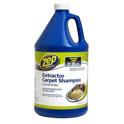 128 oz. Carpet Extractor Shampoo