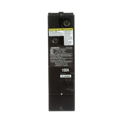 100 Amp Double-Pole 22kA Type QS Multi-Family Main Breaker