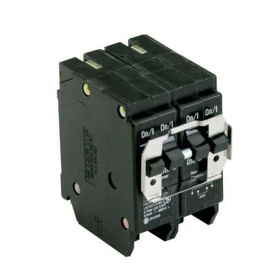 50-Amp Double Pole BR Type and BQC Quad Breaker