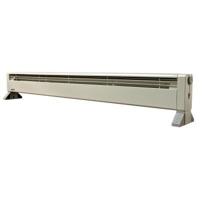 58 in. 1,500-Watt Electric Hydronic Portable Baseboard Heater