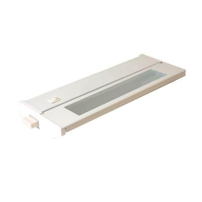 10 in. T2 Fluorescent White Under Cabinet Light