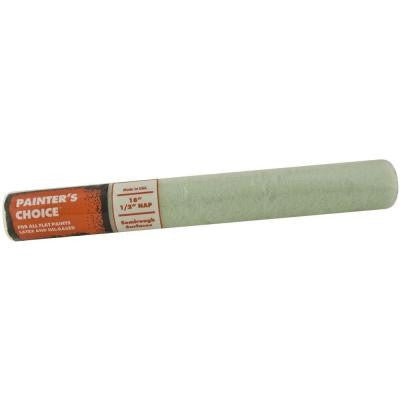 Painters Choice 18 in. x 1/2 in. Medium-Density Roller Cover