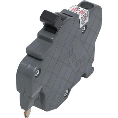 Thin 40-Amp 1/2 in. Single-Pole Type F UBI Replacement Circuit Breaker