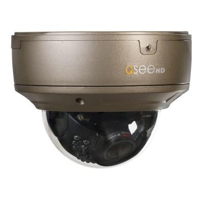 Platinum Series Indoor/Outdoor 1080p IP Dome Security Camera with 100 ft. Night Vision, Power Over Ethernet and SD Slot