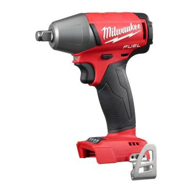 M18 FUEL 18-Volt Lithium-Ion Brushless 1/2 in. Compact Impact Wrench with Friction Ring (Tool-Only)
