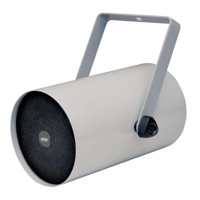 1-Watt 1-Way Track-Style Speaker - Gray