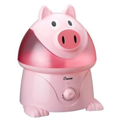 1-Gal. Cool Mist Humidifier - Pig