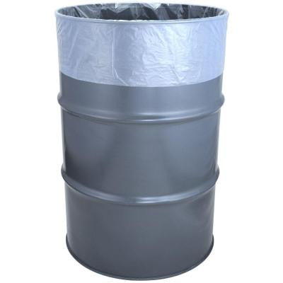 56 Gal. Low-Density Natural Trash Liners (100-Count)
