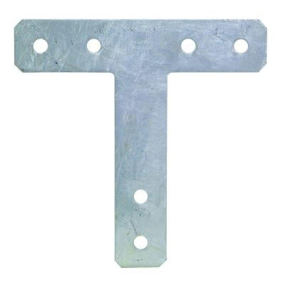 12 in. x 12 in. 7-Gauge Hot-Dip Galvanized Heavy T Strap