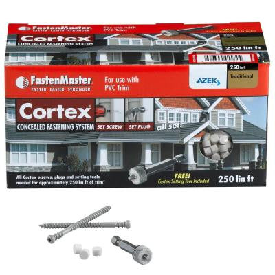 2-3/4 in. x 750 lin. ft. Cortex for AZEK Trim Traditional
