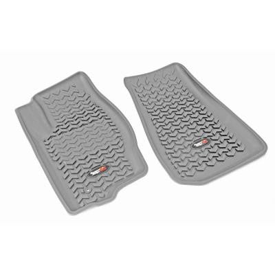 Floor Liner Front Pair Gray 2007-2014 Compass/Caliber/Patriot MK