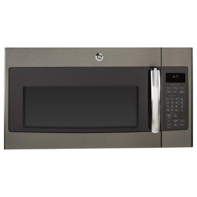 1.7 cu. ft. Over the Range Microwave in Slate with Sensor Cooking