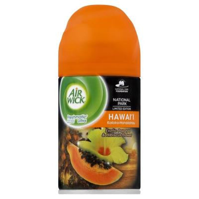 Freshmatic Ultra National Park Limited Edition 6.17 oz. Hawaii Automatic Air Freshener Spray Refill