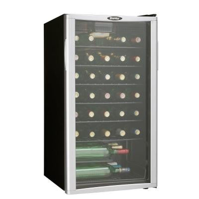 35-Bottle Freestanding Wine Cooler