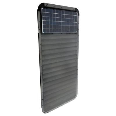 High Efficiency Solar Thermal Air Heater